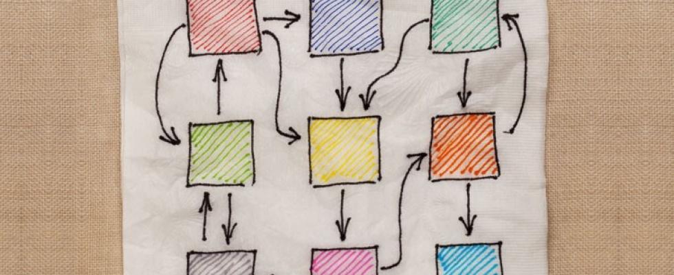 Professora usa mapas mentais para substituir avaliação